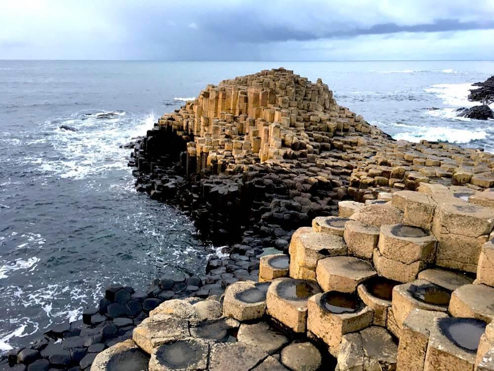 Nordirland Sehenswürdigkeiten: Weltnaturerbe Giant's Causeway