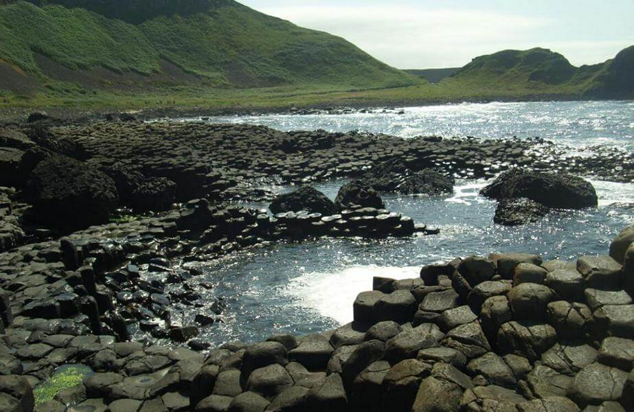 Nordirland Attraktion: Der Giant's Causeway