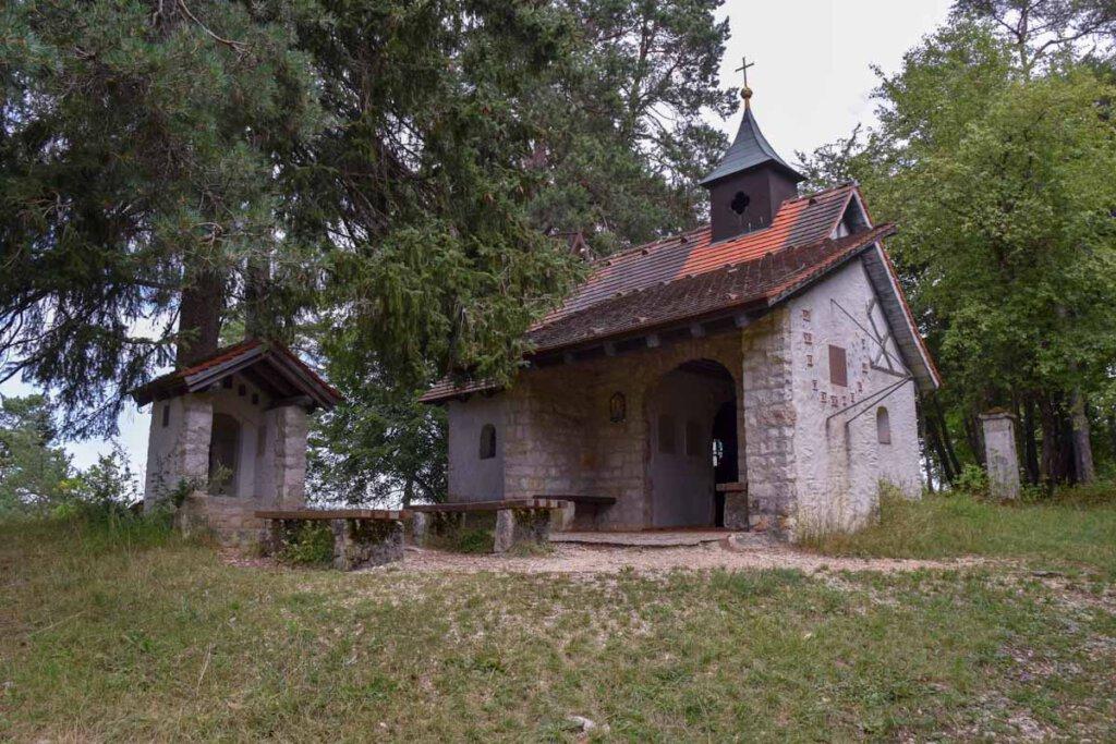 Das Matteiser Käppele im Donaubergland