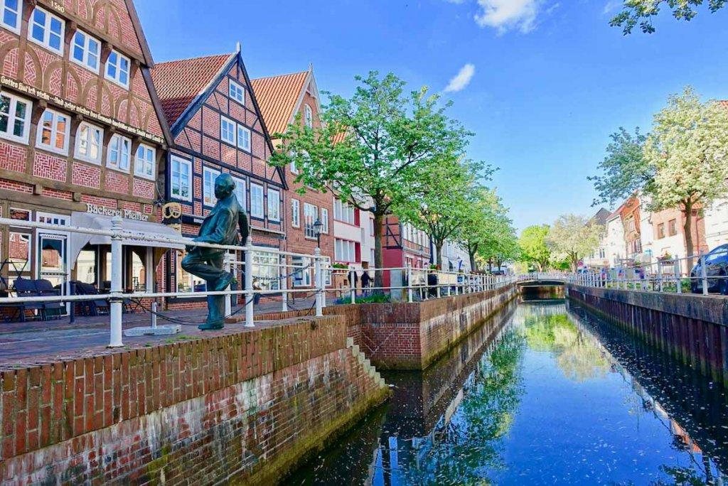 Ausflug ins Alte Land bei Hamburg
