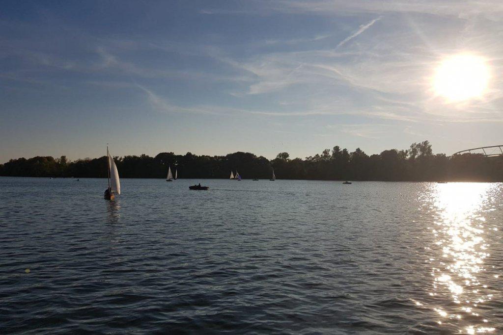 Urlaub am Maschsee in Hannover