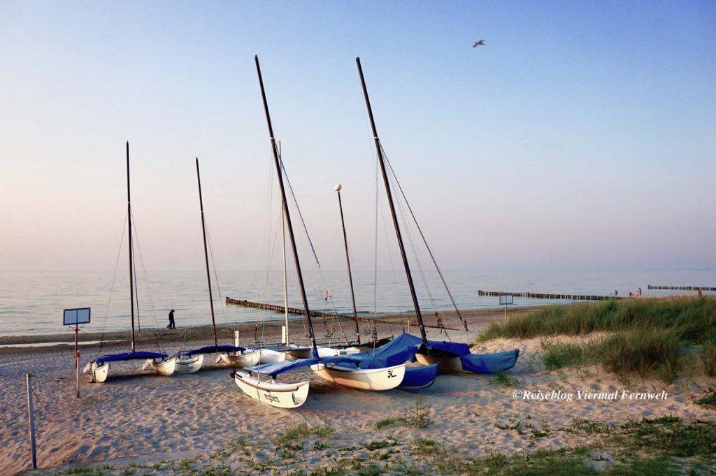 Urlaub in Deutschland am Meer: Ostseebad Kühlungsborn