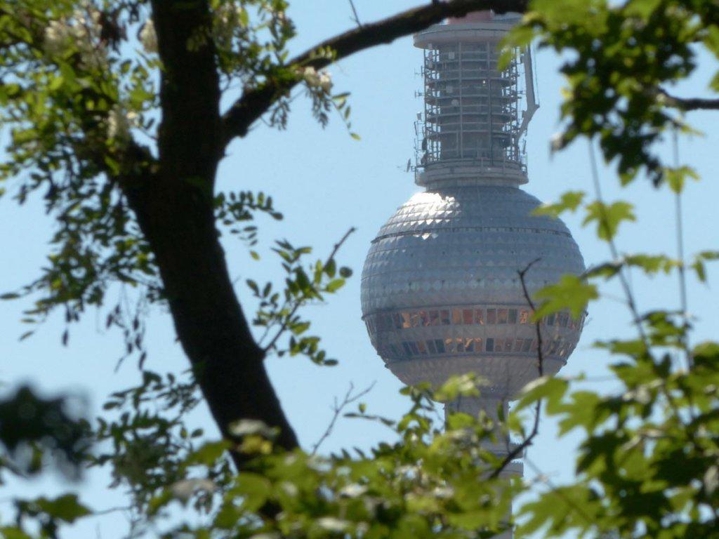 Deutschland Reisetipp: Berlin in Grün