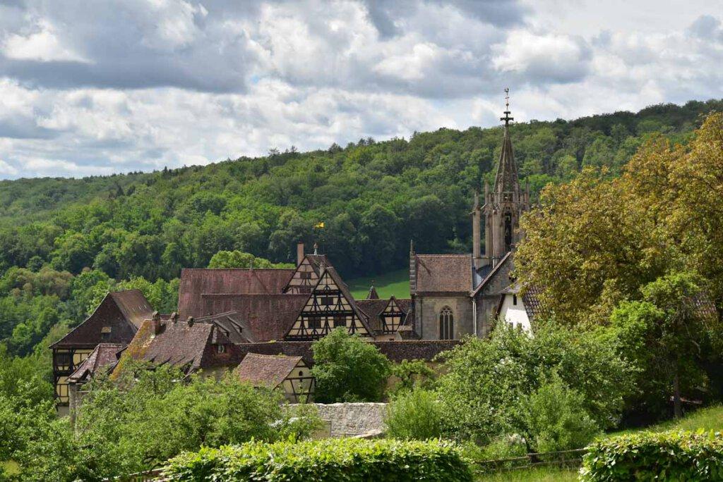 Kloster Bebenhausen - eine der berühmtesten Sehenswürdigkeiten in Baden-Württemberg