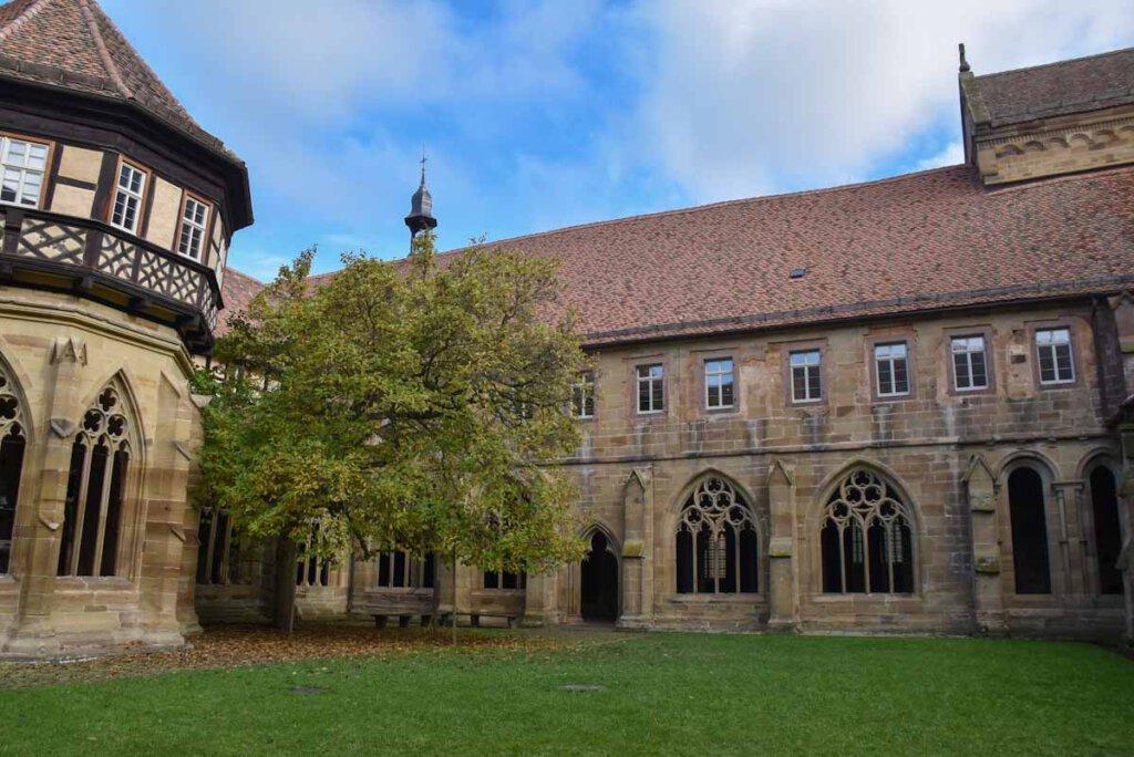 Das grüne Herz des mittelalterlichen Klosters Maulbronn