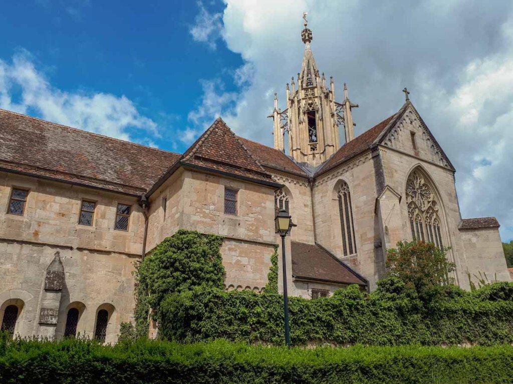 Die imposante Klosterkirche von Bebenhausen
