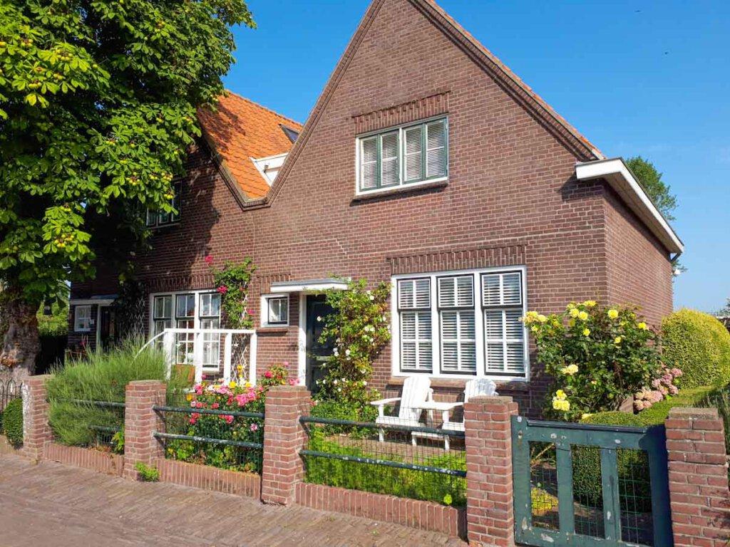 Ferienhaus im Grünen in Zeeland