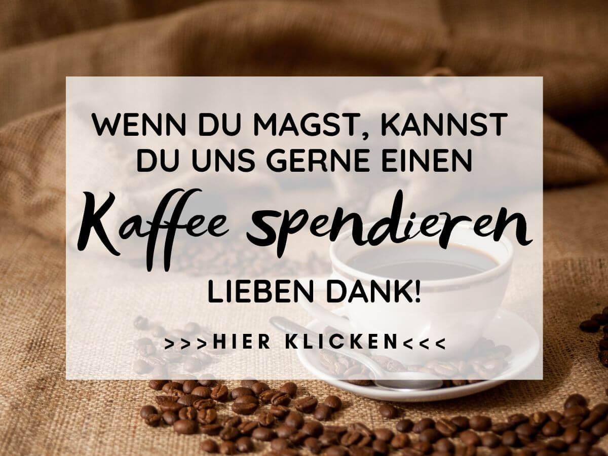 Spendiere uns einen Kaffee