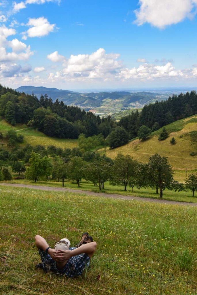Wandern im Schwarzwald ist Genuss mit allen Sinnen