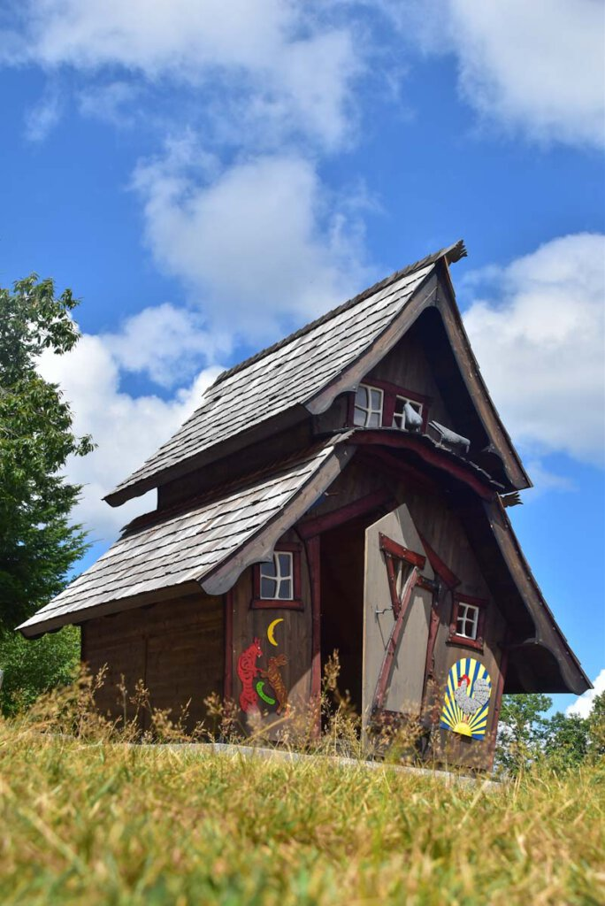 Das große Hexenhaus auf dem Sohlberg