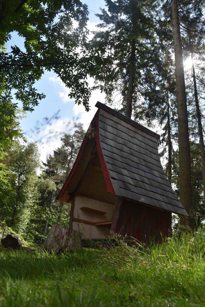 Hexenhaus auf dem Lautenbacher Hexensteig