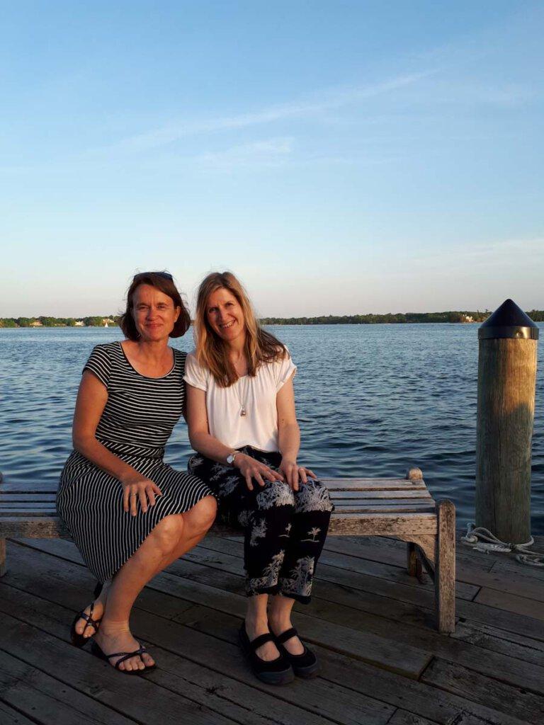 Besuch in Minnesota bei Gastautorin Alexandra