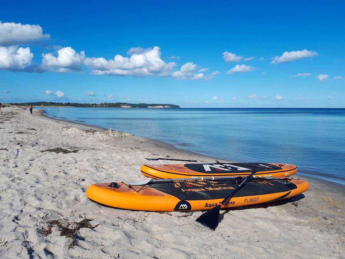 Die 8 schönsten Strände Rügens: Unsere Tipps für Familien & Wassersportler