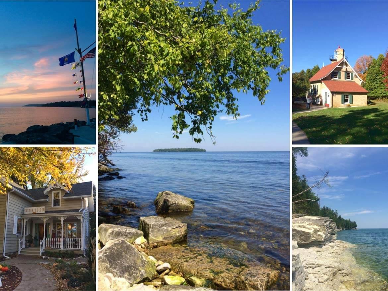 USA Geheimtipp: Die zauberhafte Door-Halbinsel am Michigansee, Wisconsin