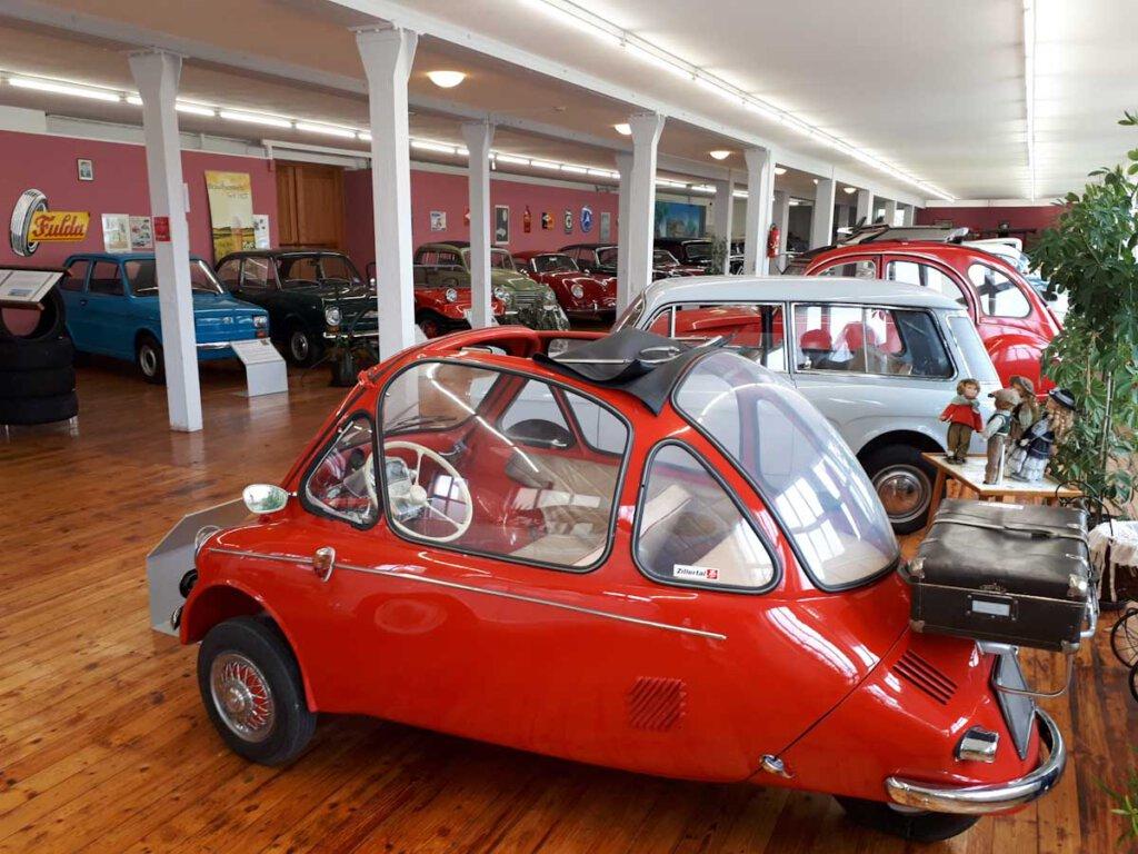 Ein echter Geheimtipp: Das geniale Automuseum Engstingen