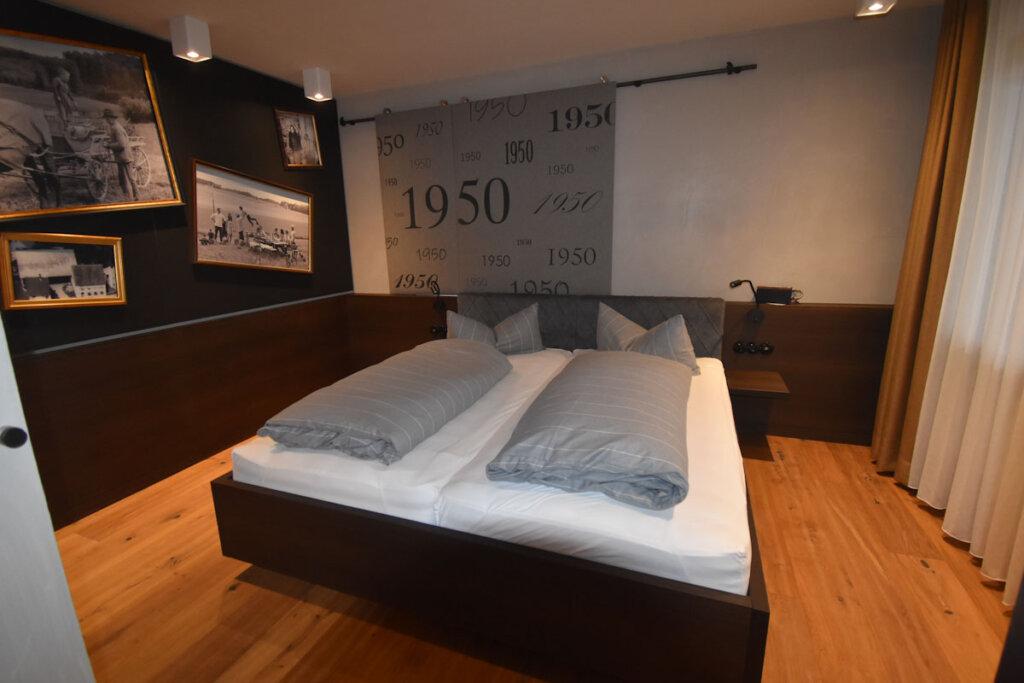 """Unser neu gestaltetes """"Großeltern-Zimmer"""" im Gästehaus der Rose in Hayingen-Ehestetten"""