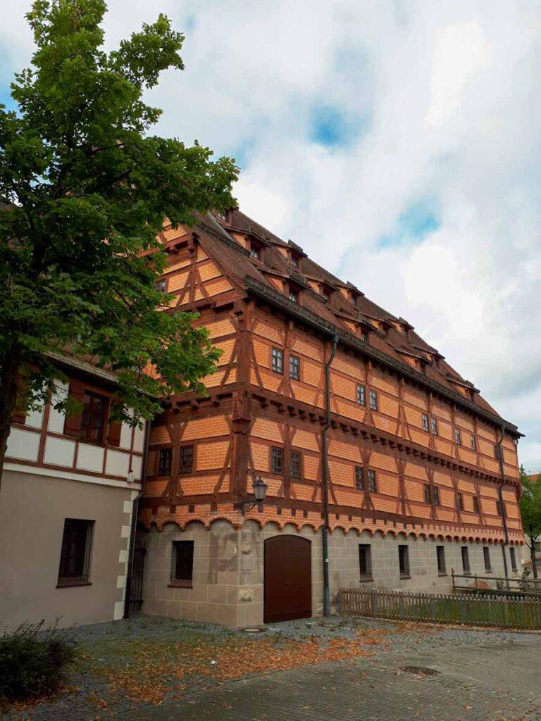 Das Heilig-Geist-Spital in Ehingen mit Stadtmuseum
