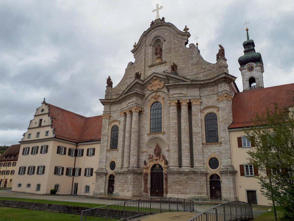 Eine der schönsten Baden-Württemberg Sehenswürdigkeiten: Kloster Zwiefalten