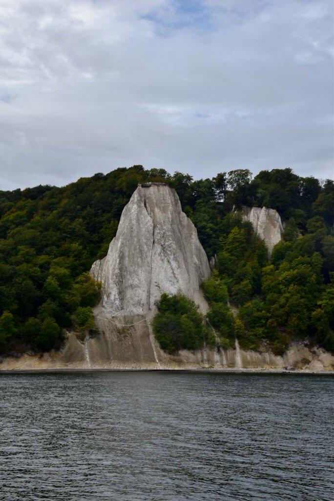Der majestätische Königsstuhl, das Wahrzeichen Rügens