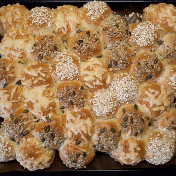 Brötchensonne Rezept: Brötchen backen wie vom Bäcker