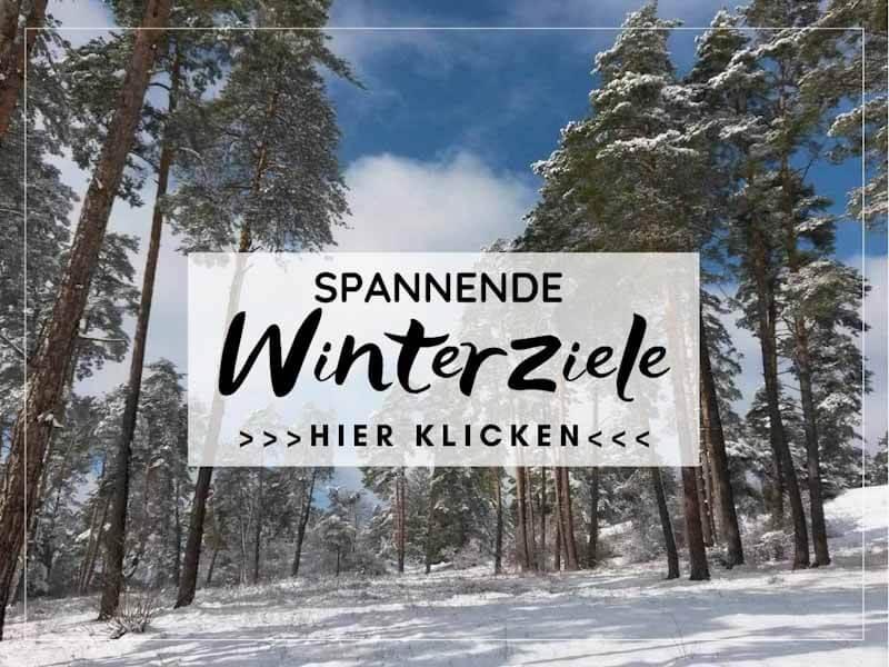 Die schönsten Winterziele