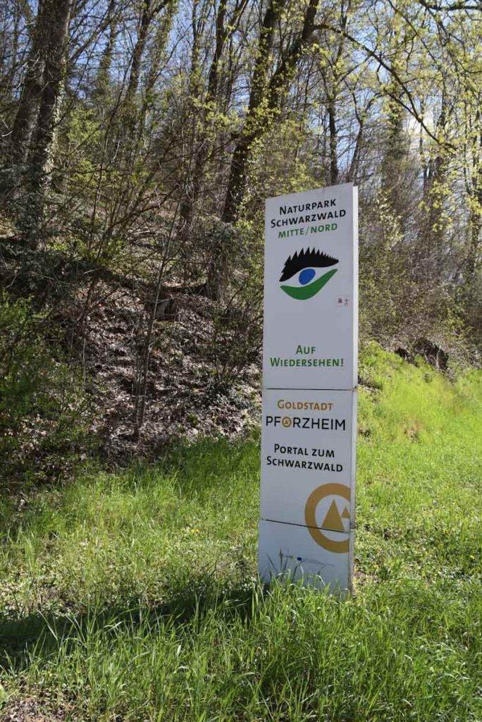 Die Goldstadt Pforzheim ist das Tor zum Naturpark Schwarzwald Mitte/Nord