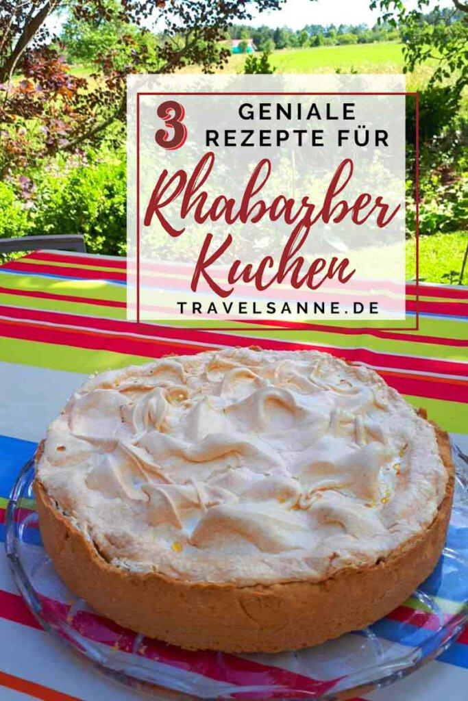 Rezepte für Rhabarberkuchen auf Pinterest merken