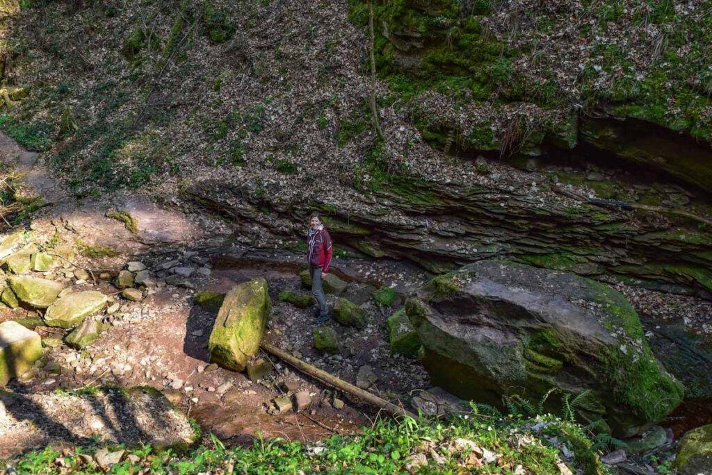 Abenteuerliche Schluchten und Klingen im Nordschwarzwald
