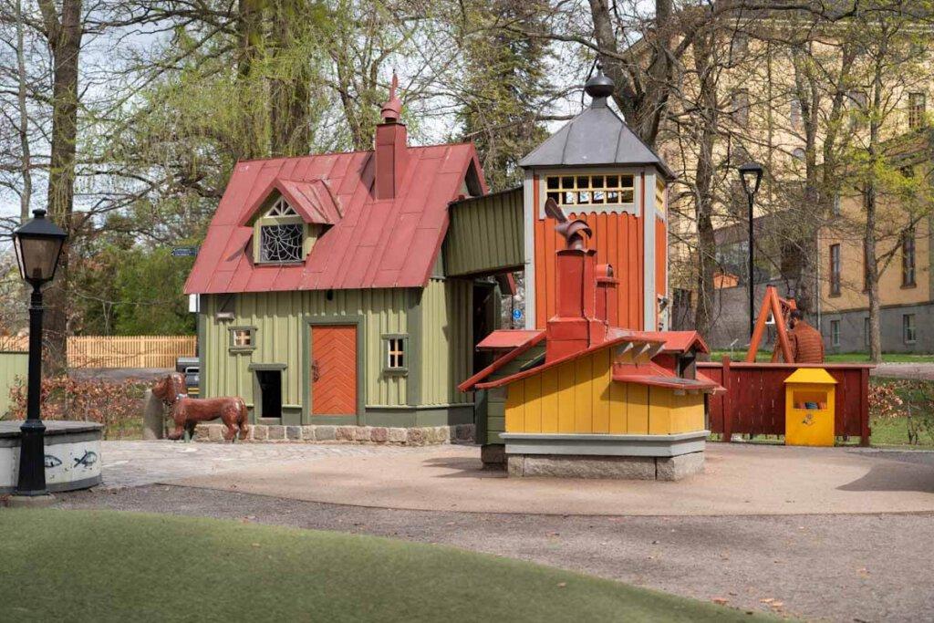 Aktivitäten für Kinder in Uppsala Schweden mit Pelle Swanzlos
