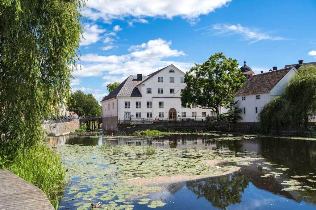 Das Upplandsmuseum zur Kulturgeschichte der schwedischen Provinz Uppland