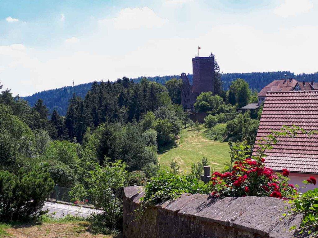 Schwarzwalderlebnis pur bietet der Premiumweg Wasser-, Wald- und Wiesenpfad rund um Zavelstein