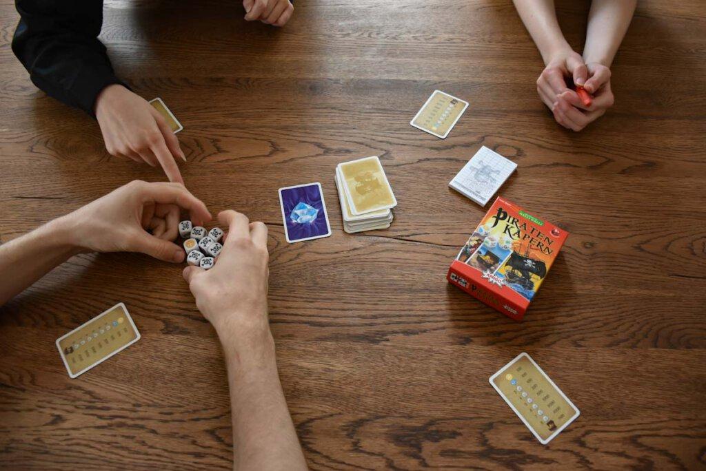 Unser Favorit: Das spannende Kartenspiel Piraten Kapern