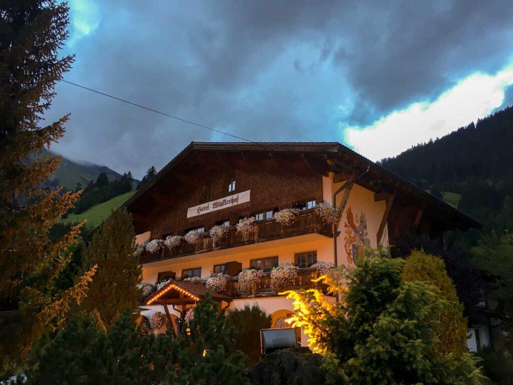 Familienfreundliches Lechtal Hotel Winklerhof in Holzgau