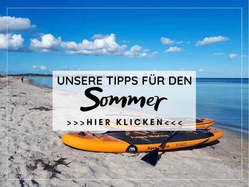 Die besten Ausflugstipps und Reiseziele im Sommer