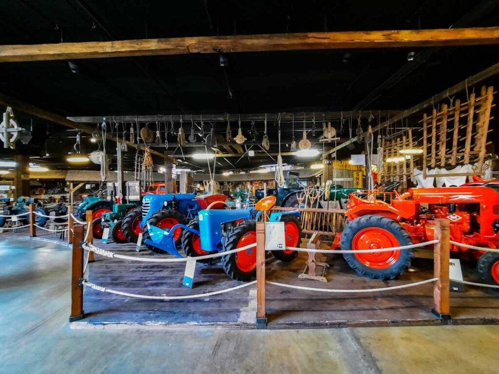 Echte Schätze für Liebhaber historischer Traktoren und Autos im Auto & Traktor Museum Uhldingen-Mühlhofen