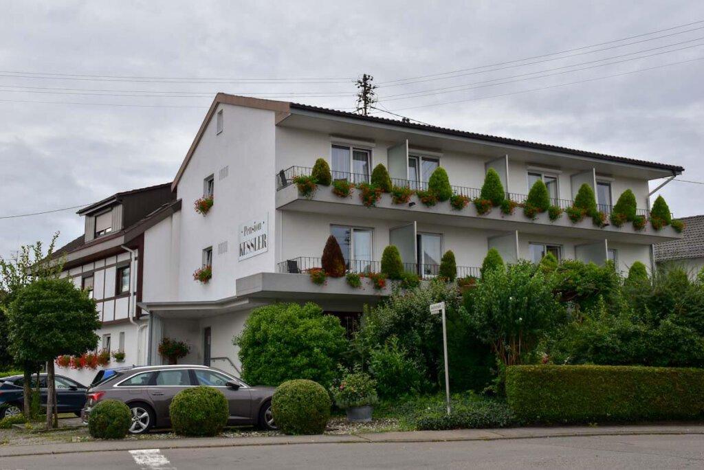 Unsere Unterkunft: Pension Kessler in Oberuhldingen