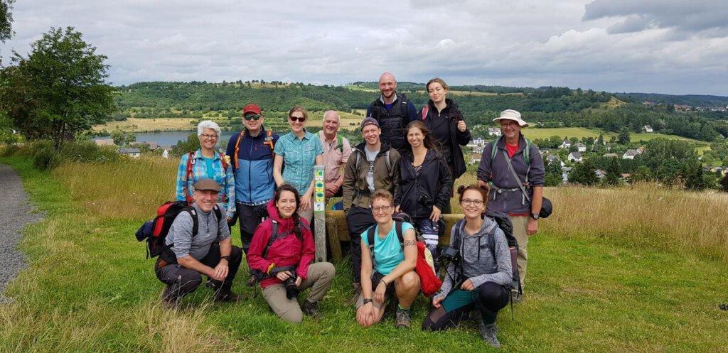 Bloggerwandern auf Etappe 11 des Eifelsteigs