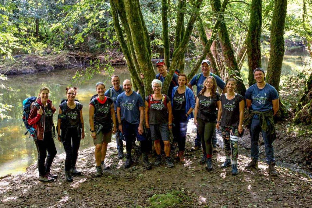 Bloggerwandern auf Etappe 12 des Eifelsteigs